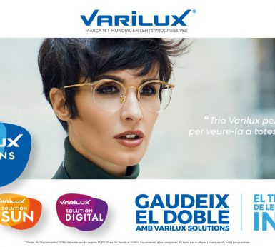 PROGRESSIUS VARILUX DE REGAL